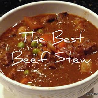 The Best Crock Pot Beef Stew.