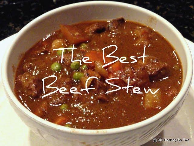 The Best Crock Pot Beef Stew Recipe