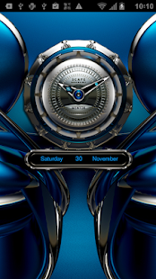 Lastest MENTALIST Luxury Clock Widget APK for Android