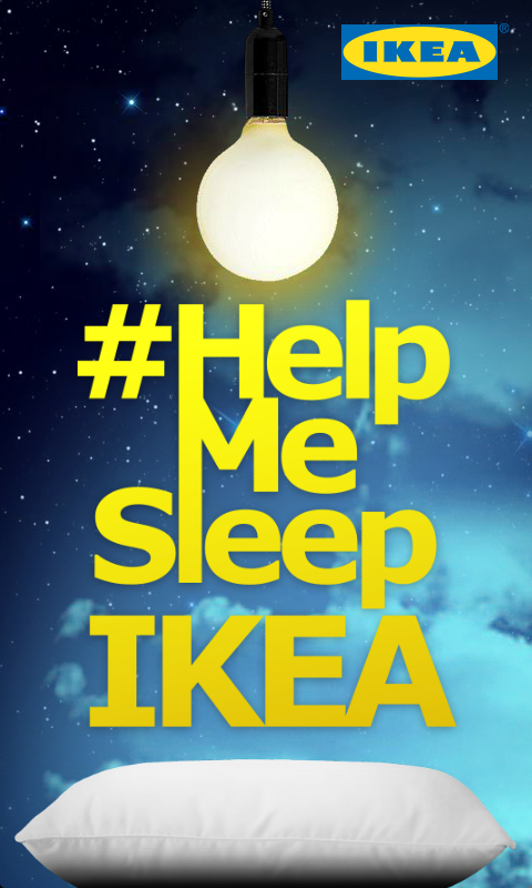 HelpMeSleep IKEA - screenshot