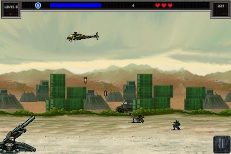 Border War Defence Patrol - screenshot thumbnail