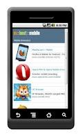 Screenshot of mBest Mobile