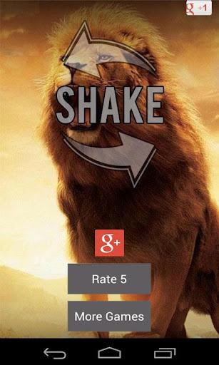 獅子吼動物聲音