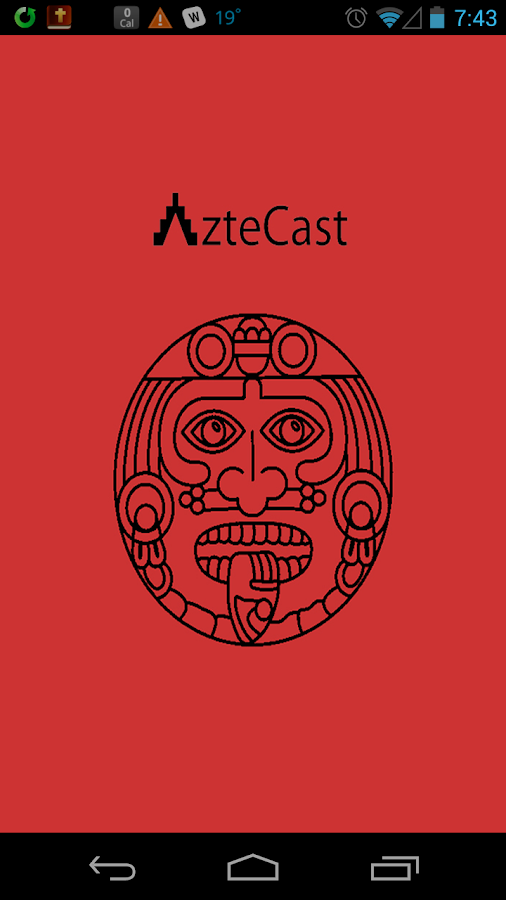 AzteCast- screenshot