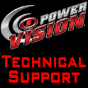 Dynojet Power Vision Tech Help logo