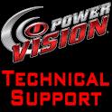Dynojet Power Vision Tech Help logo
