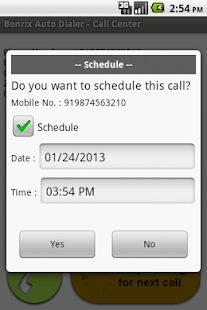 Bonrix Auto Dialer-Call Center- screenshot thumbnail