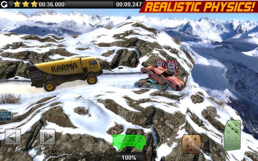 Offroad Legends - Hill Climb  screenshots 8