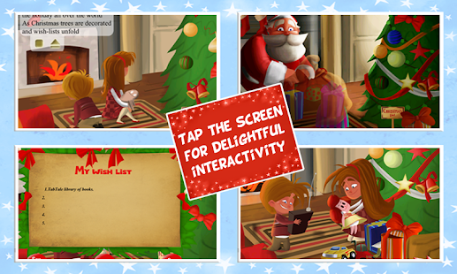 Christmas Tale: kids Storybook - screenshot thumbnail