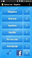 Screenshot of Slagalica