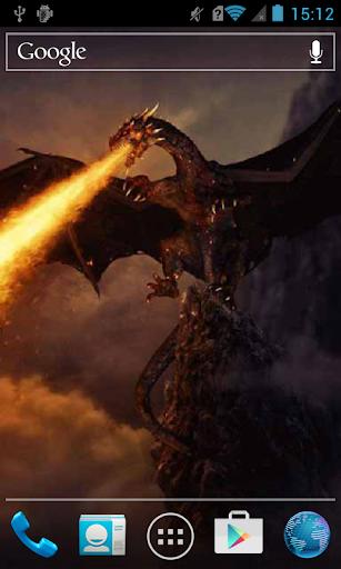 Fearsome Dragon Live