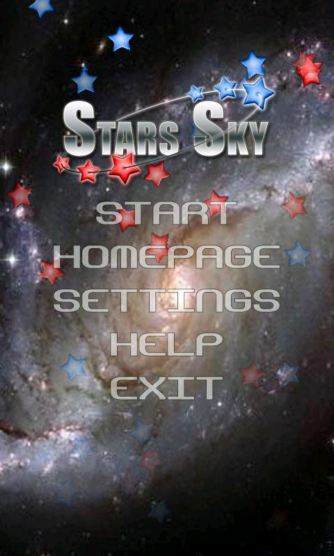 Stars Sky- screenshot
