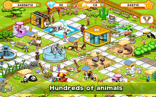Mini Pets screenshot