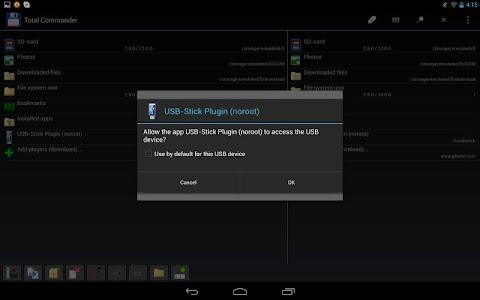 USB Stick Plugin-TC (TRIAL) 1.3.30 (113) (AdFree)