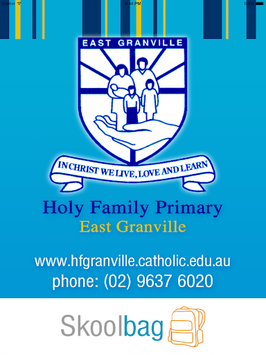 Holy Family Primary Granville