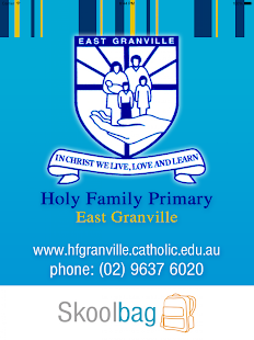 Holy Family Primary Granville- screenshot thumbnail