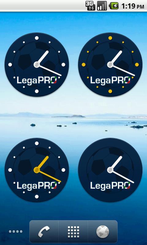 Lega Pro- screenshot
