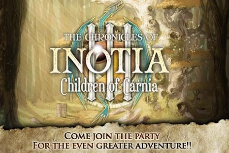 Inotia3: Children of Carnia Screenshot 5