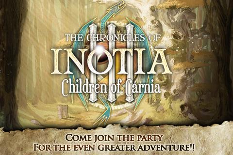 Inotia3: Children of Carnia- screenshot
