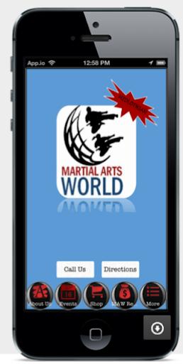 Martial Arts World - Midlo