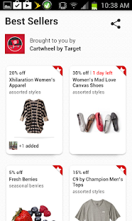 Cartwheel - screenshot thumbnail
