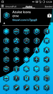 Azuloz Icon Theme v2.0