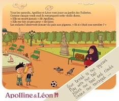 Screenshot of Apolline & Leon
