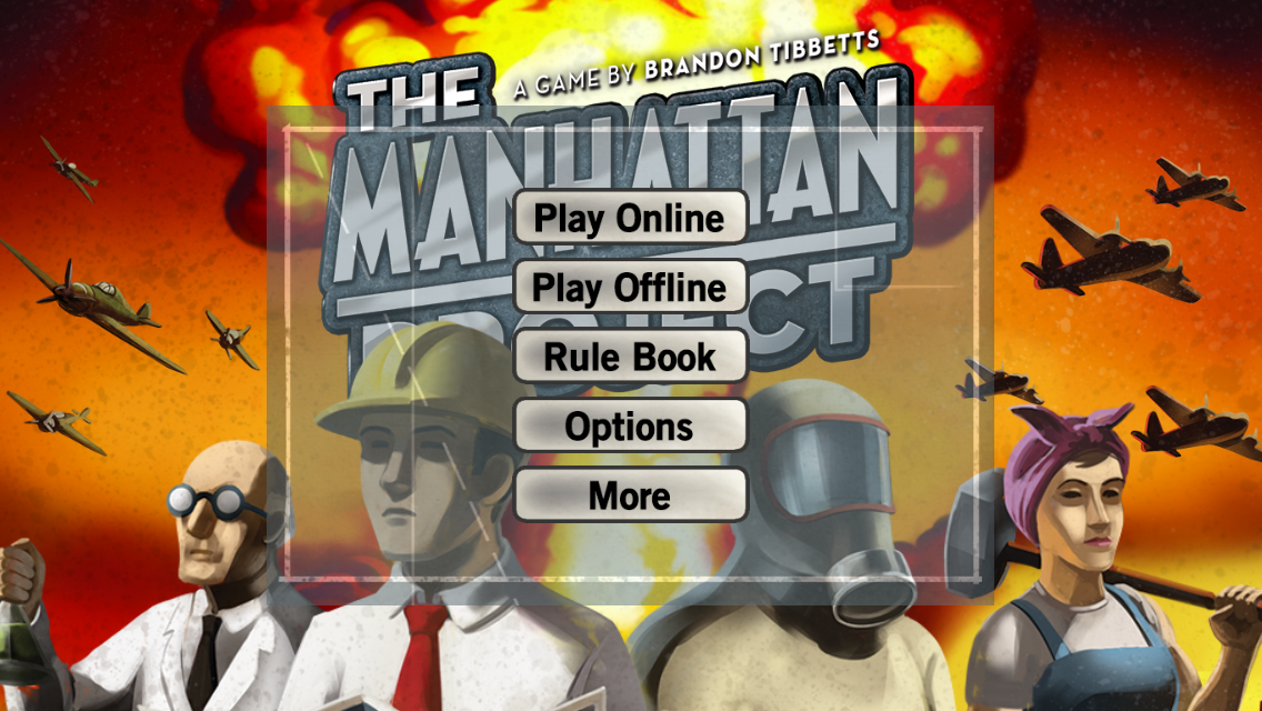 The Manhattan Project- screenshot