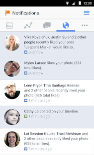 Facebook Pages Manager Screenshot 4