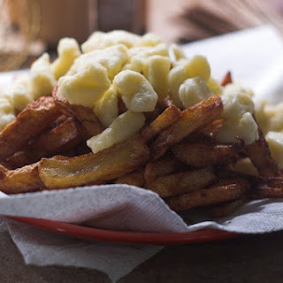 Poutine Sauce Recipe for French Fries.