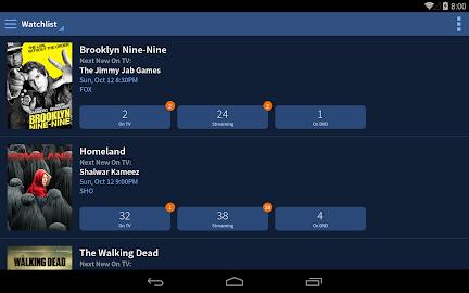 TV Guide Mobile Screenshot 9