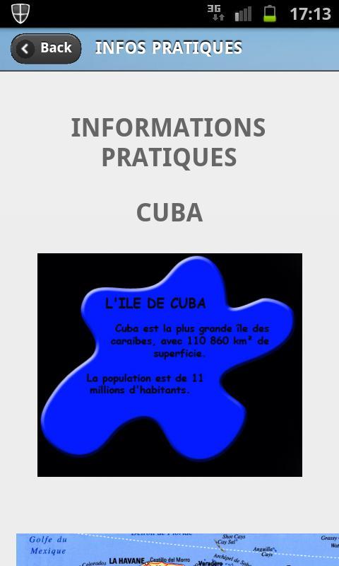 Guide Voyage Cuba- screenshot