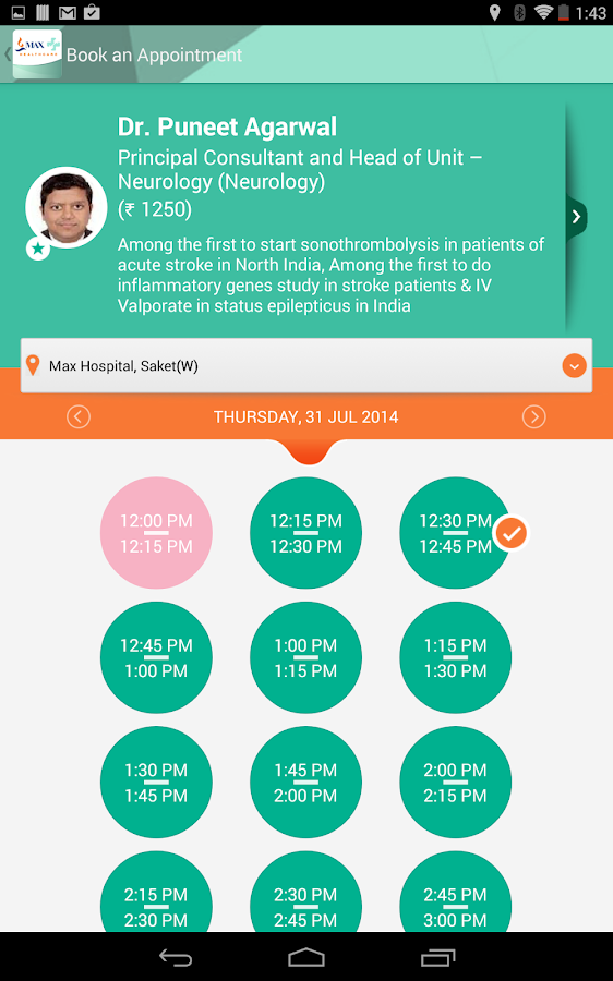 Apollo hospital delhi online lab reports