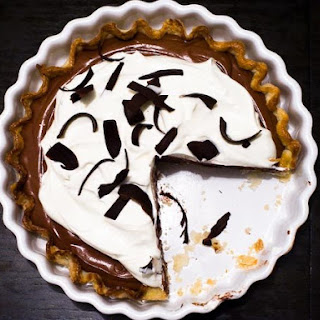 French Silk Chocolate Pie