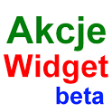 Akcje Widget Beta icon