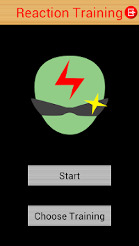 Reaction Training apk screenshot