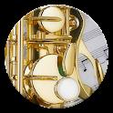 Saxophone Fingering Chart logo