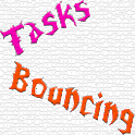 Bouncing Tasks Pro logo