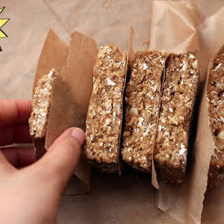 Whey Protein Bars Recipes.