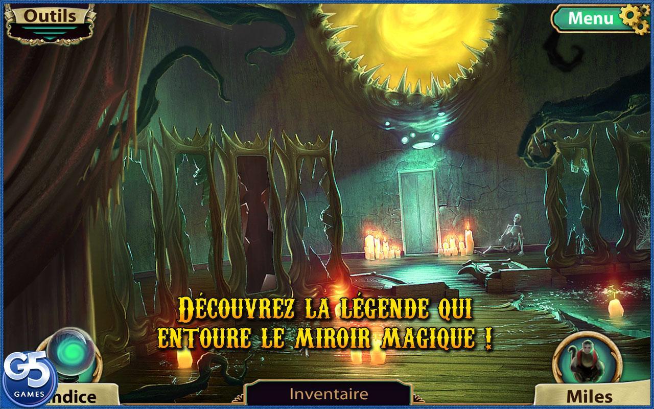 Dark Arcana: The Carnival - screenshot