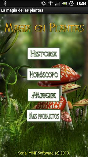 Archivos Secretos: Plantas