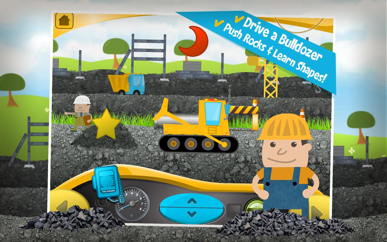 Tiny Diggers- screenshot