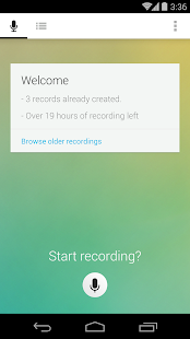 Sky Recorder - screenshot thumbnail