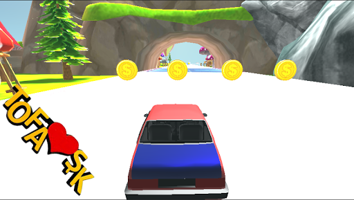 Parkour Car 3D