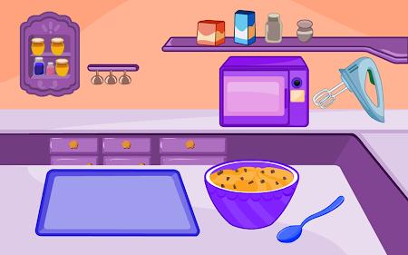 Cooking Game-Choco Shortbread 8.0.1 screenshot 1738077