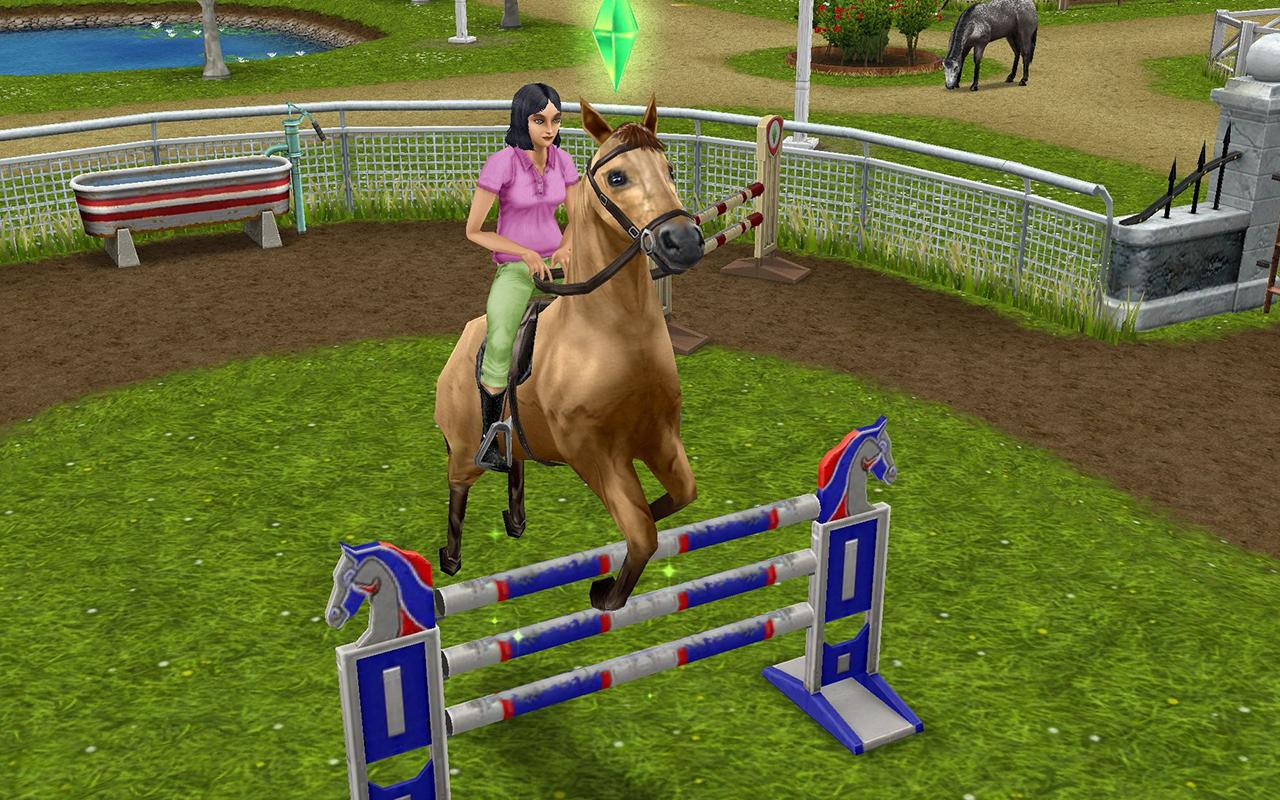 Los Sims™  FreePlay - screenshot