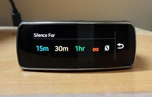 Gear Fit Smart Silencer 2.0