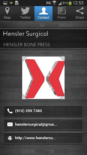 Hensler Surgical
