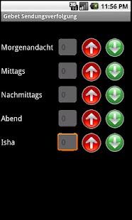 Kaza Namazı Takip Programı- screenshot thumbnail