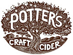 Logo of Potters Hop Cider